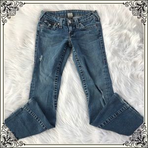 True Religion Bridget Stone&Tint Jeans #2230